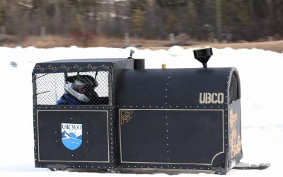 UBCO Concrete Toboggan Competition