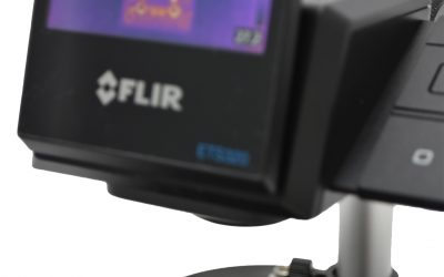 Scorpion's newest equipment: The FLIR Thermal Imager