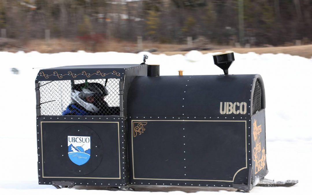 UBCO Concrete Toboggan Competition